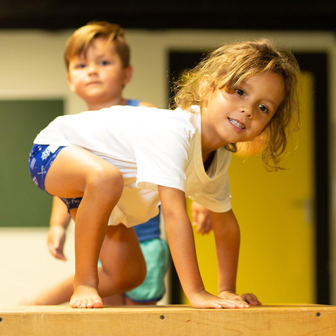 peutergym, peuterdans, movement, kinderen