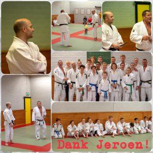 Wedstrijd judoka