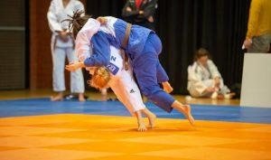 Judo worp NK Judo