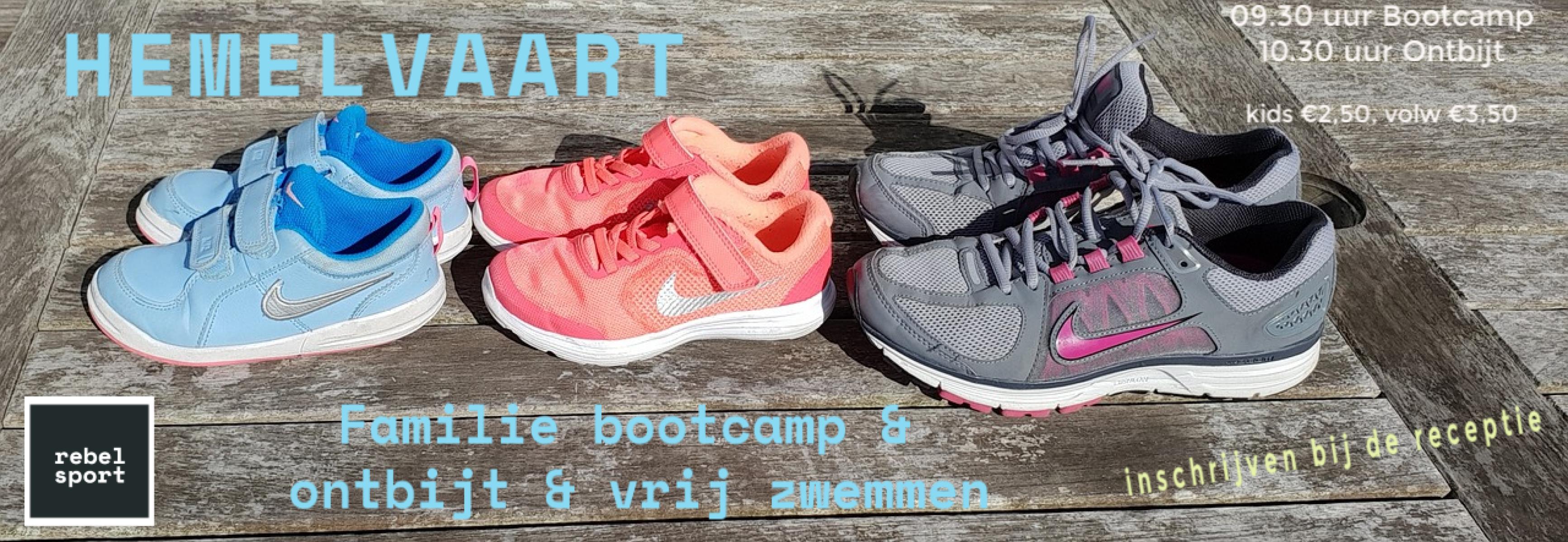 hemelvaart Bootcamp
